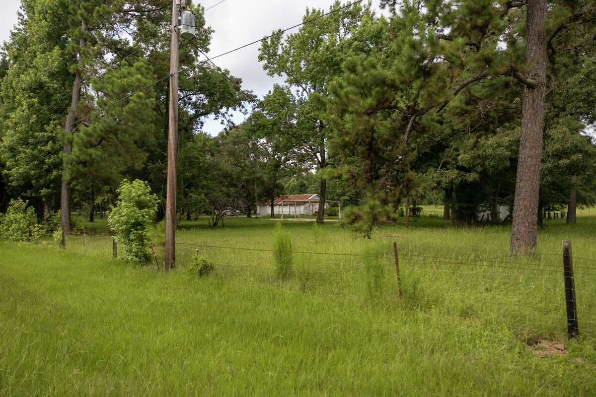 The developer of a new 18-acre rental home community off Buckshot Lane learned he would get water and sewer from Conroe but his hope to be annexed into the city was nixed.