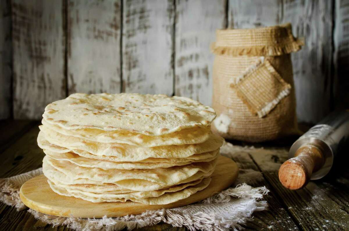 Most people know to pick a tortilla from the bottom of the stack, just as most people should know throwing tortillas at people is offensive.