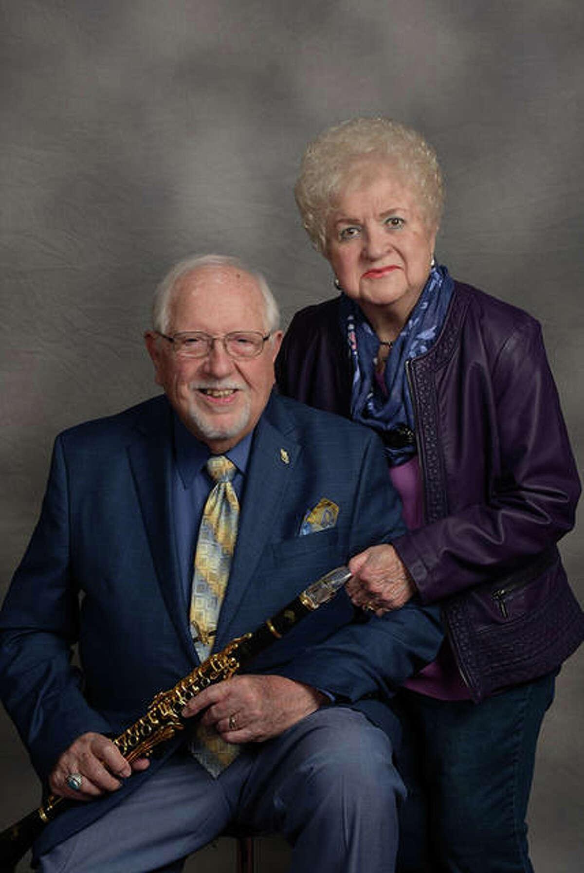 Bud and Gail Shultz