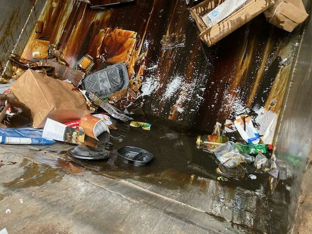 Oil contamination at a recycling site in Onekama was discovered by workers in April.