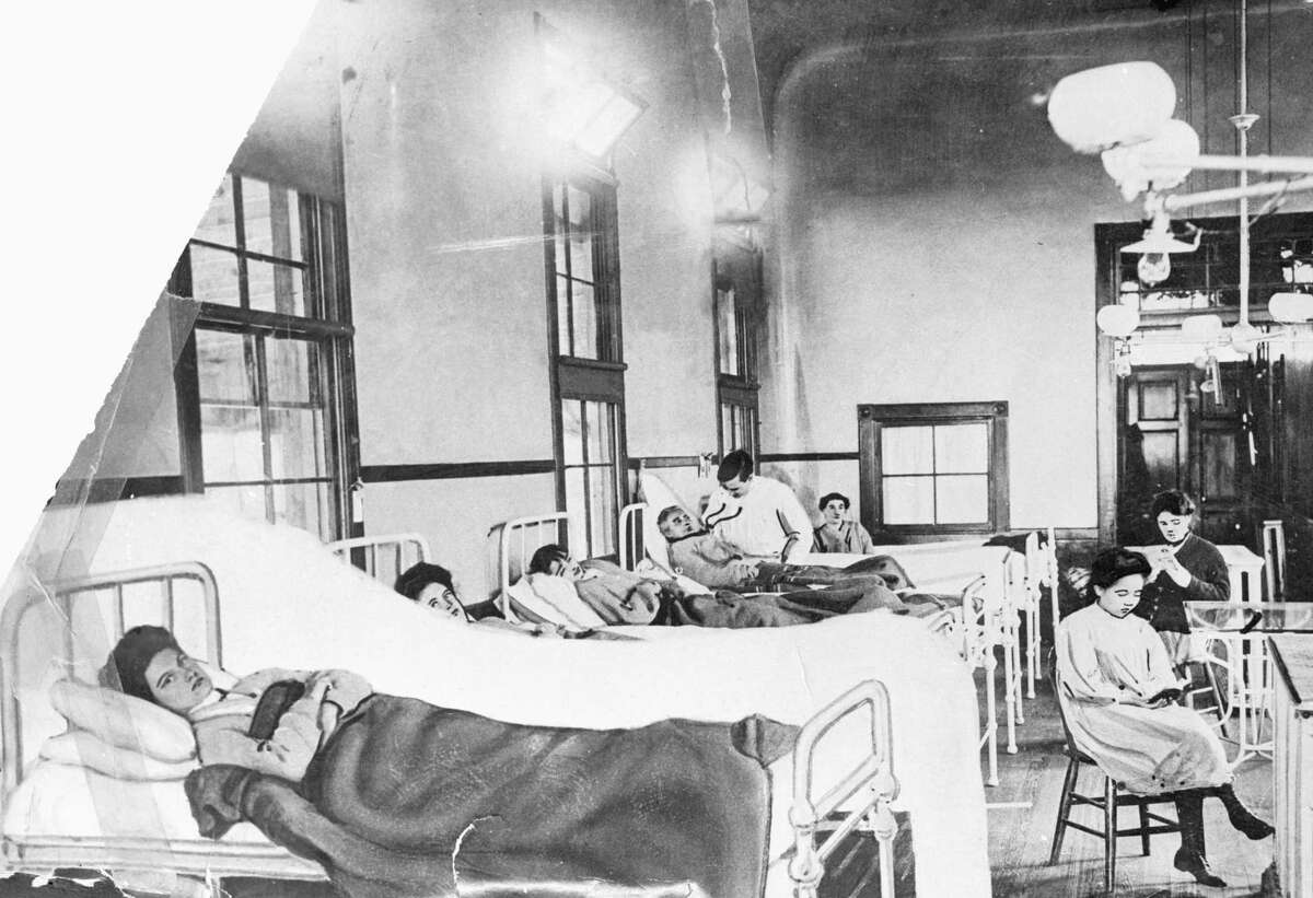 Mary Mallon, known as Typhoid Mary, spent years in quarantine.