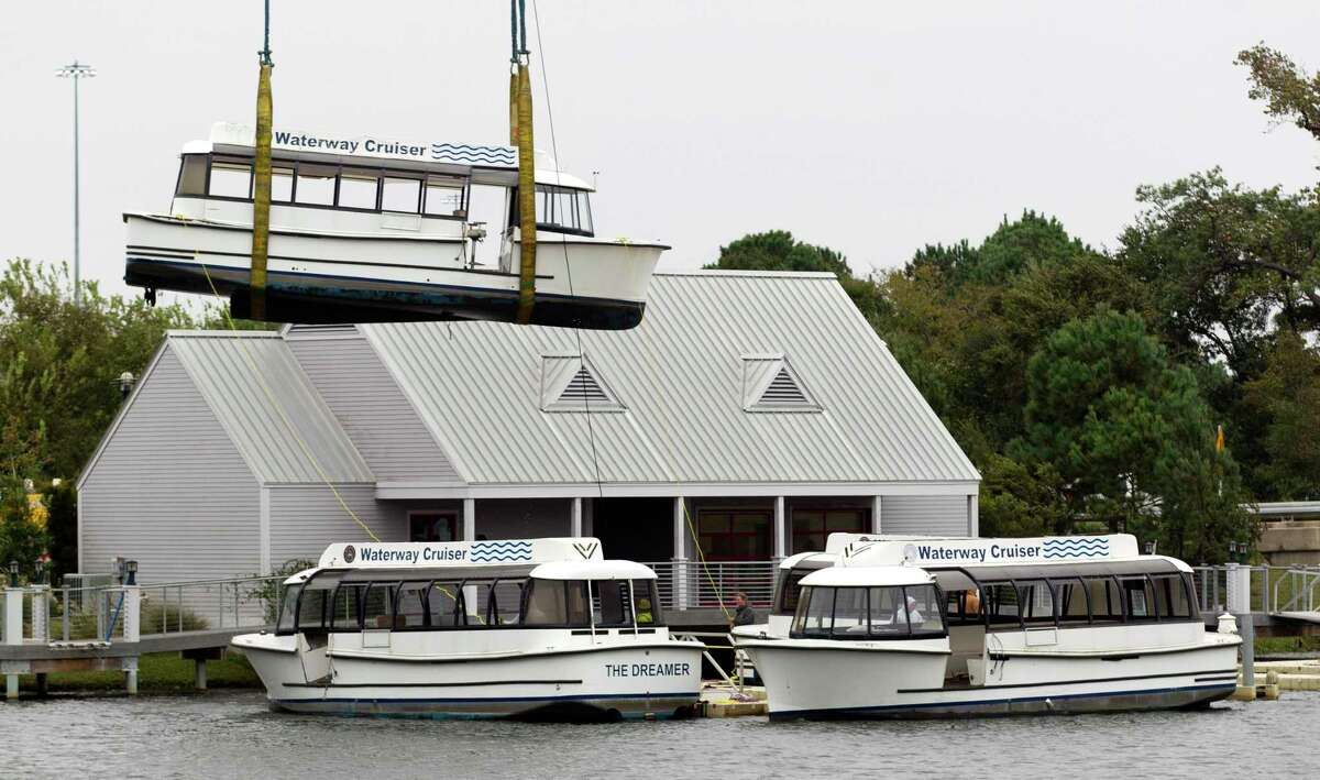 The Woodlands Township will purchase the Plato Pappas Marina for $160,000 from the Brazos Transit District. Home to the old Waterway Cruisers, the facility has been closed since February 2018 when the boats ceased operation. The fleet of six dead boats was eventually sold to a company from Florida and removed from the state.