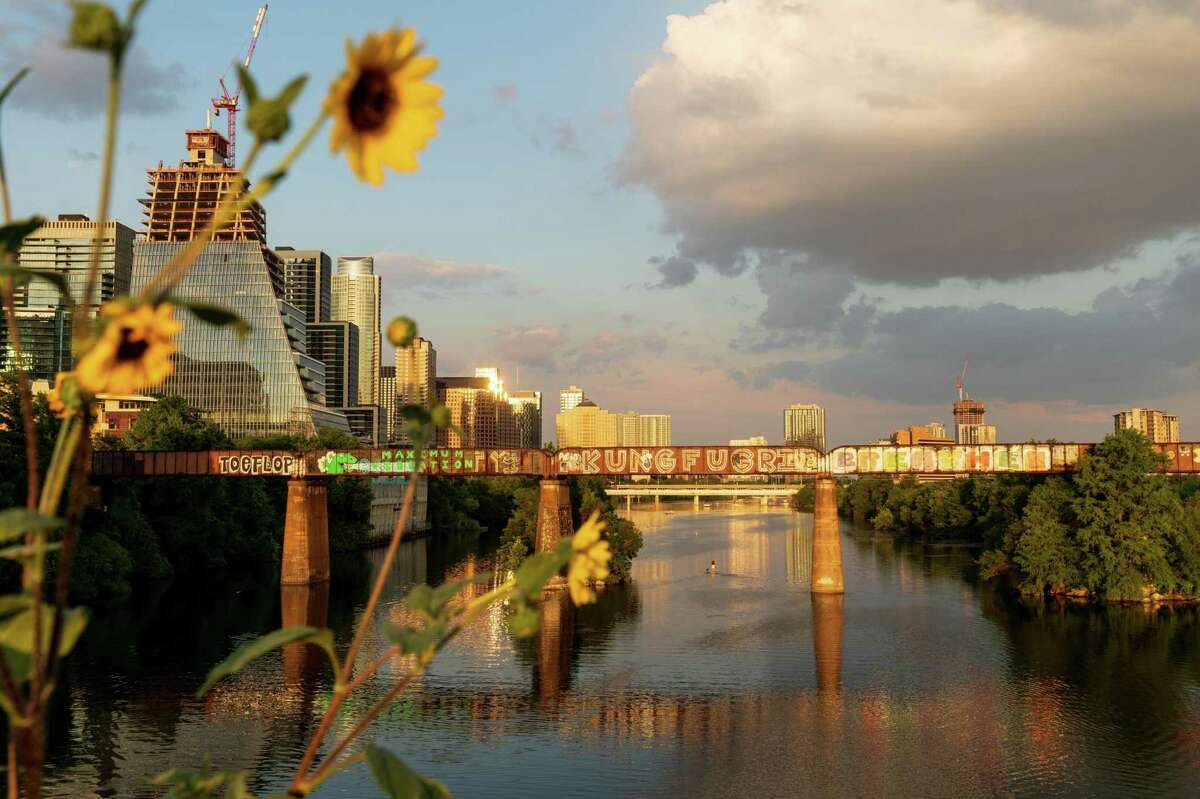 Tech giants are transforming the cityscape in Austin, Texas, constructing and leasing new buildings in the city and surrounding area.