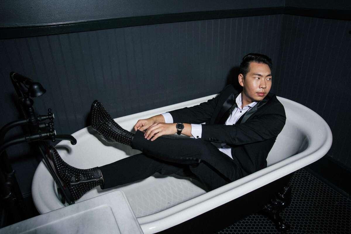 Sartorial Host Matthew Tsang