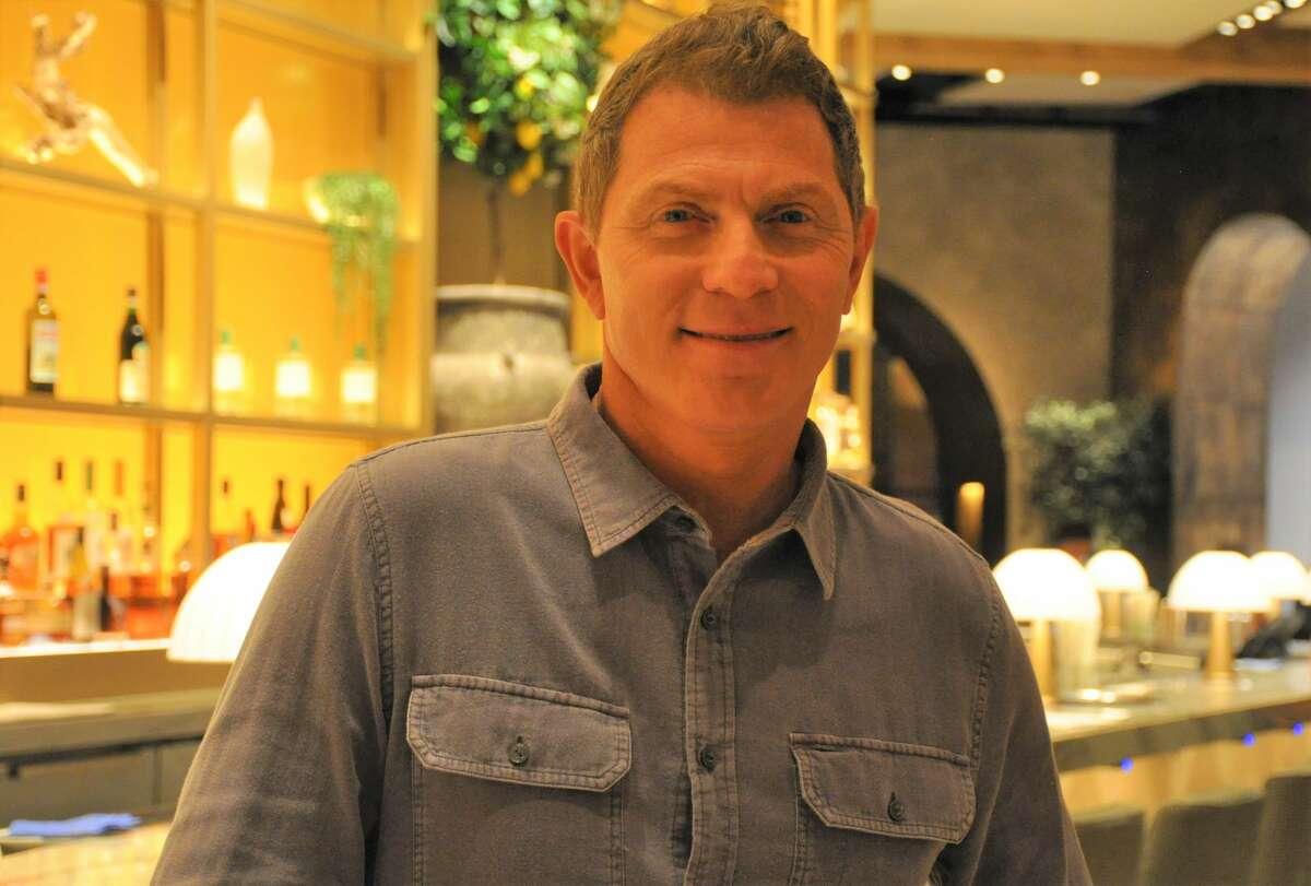 Chef Bobby Flay at Amalfi by Bobby Flay, Caesars Palace Las Vegas