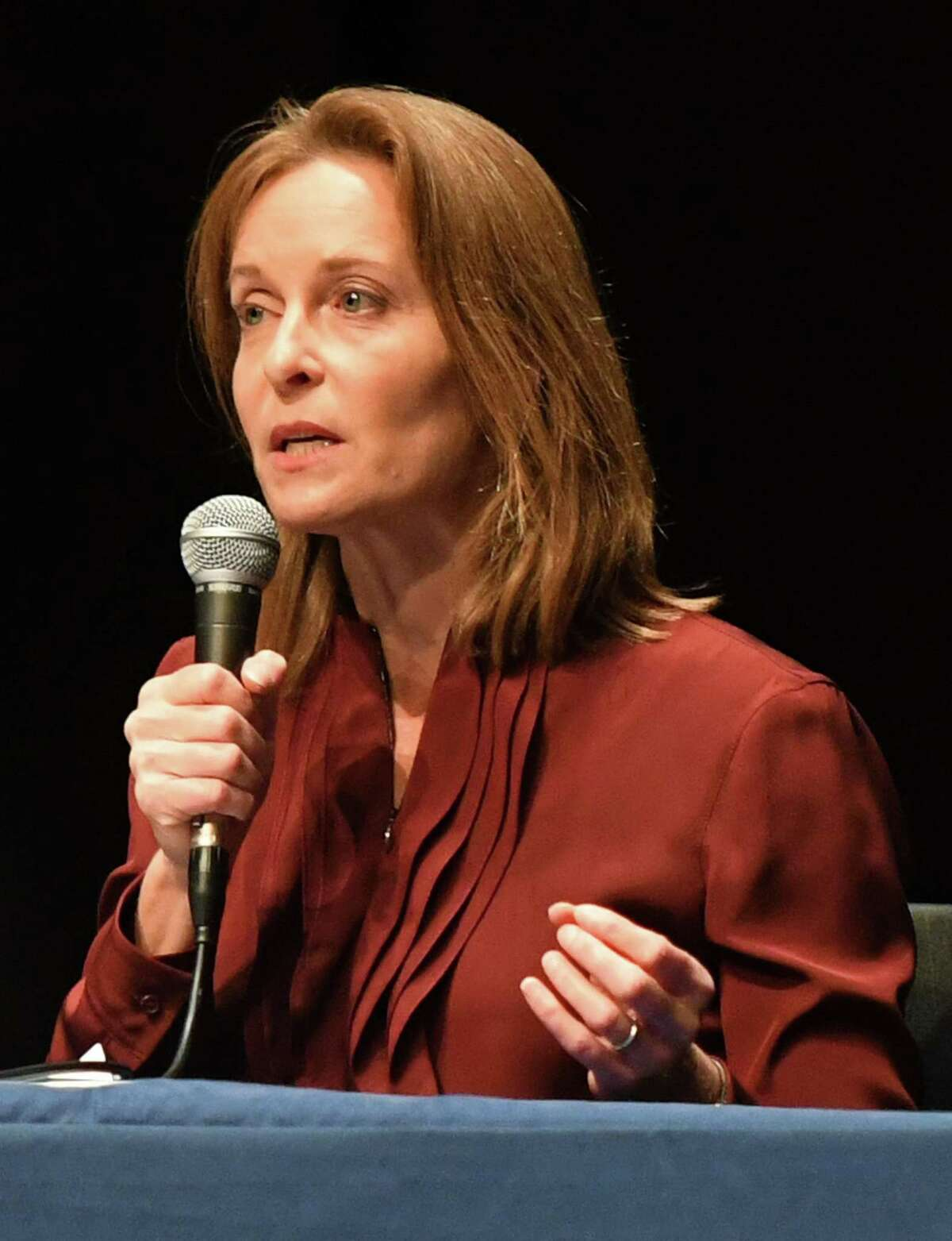 Selectperson Jill Oberlander will not enter the race for the 36th District in the State Senate.