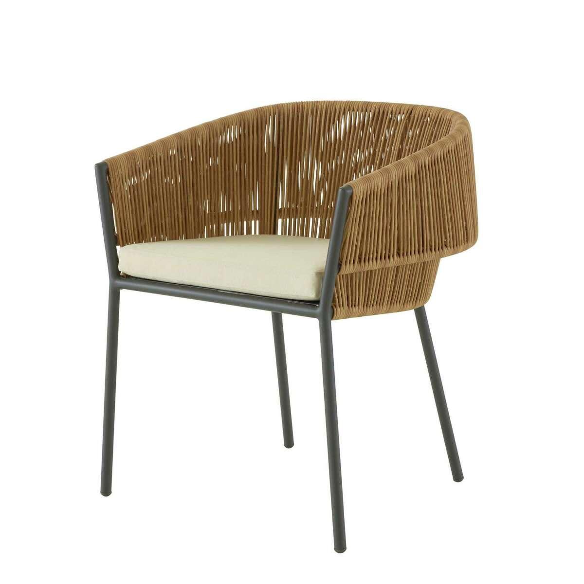 Busetti Garuti Redaelli's Lapel outdoor chair, $870 and up.