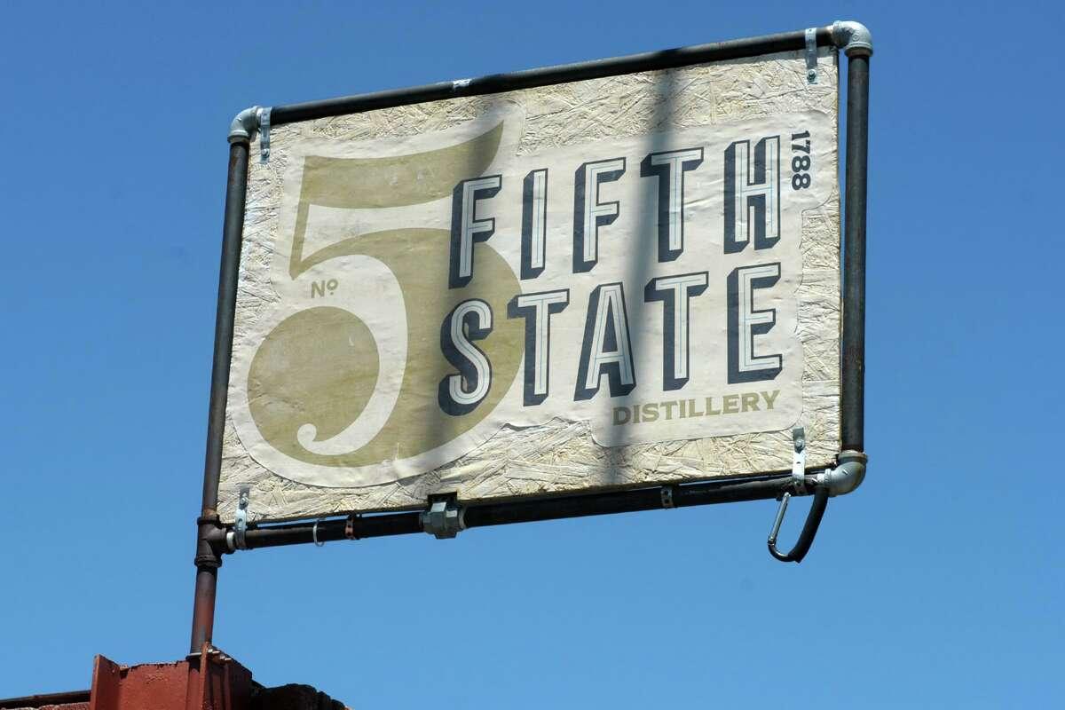 Fifth State Distillery, in Bridgeport, Conn. June 25, 2021.