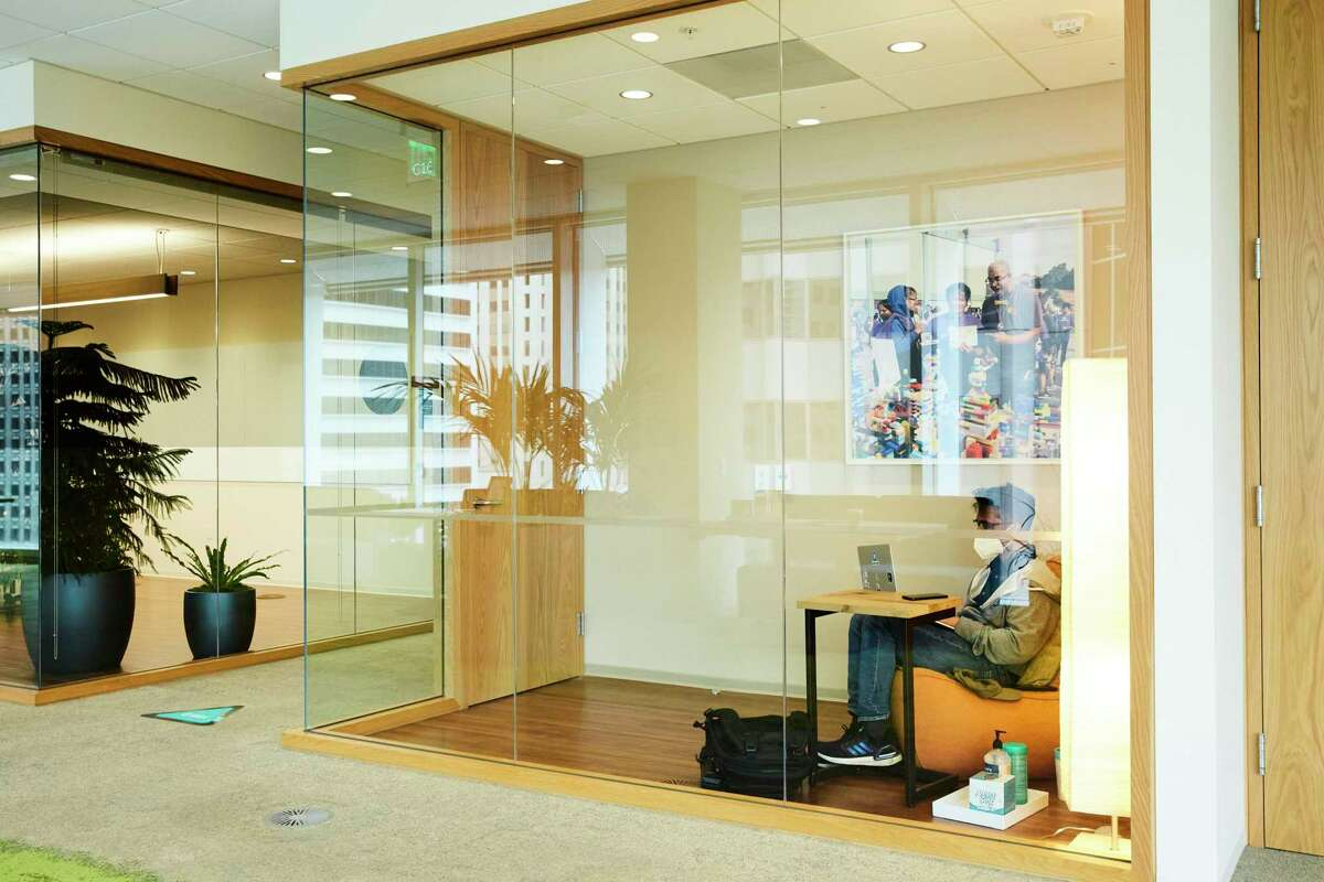 Salesforce reopened its San Francisco headquarters in mid-May. But the company is now hiring employees by time zone and region, rather than office location, as more employees prefer working remotely.