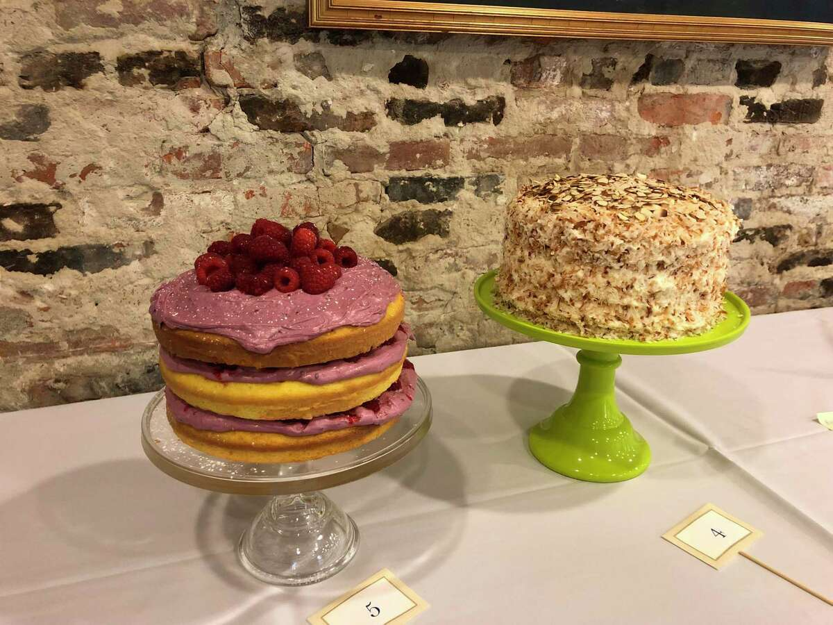 Sharon Historical Society & Museum will host the 'Let Them Eat Cake' benefit on July 2 from 5:30-7 pm at 18 Main Street in Sharon.