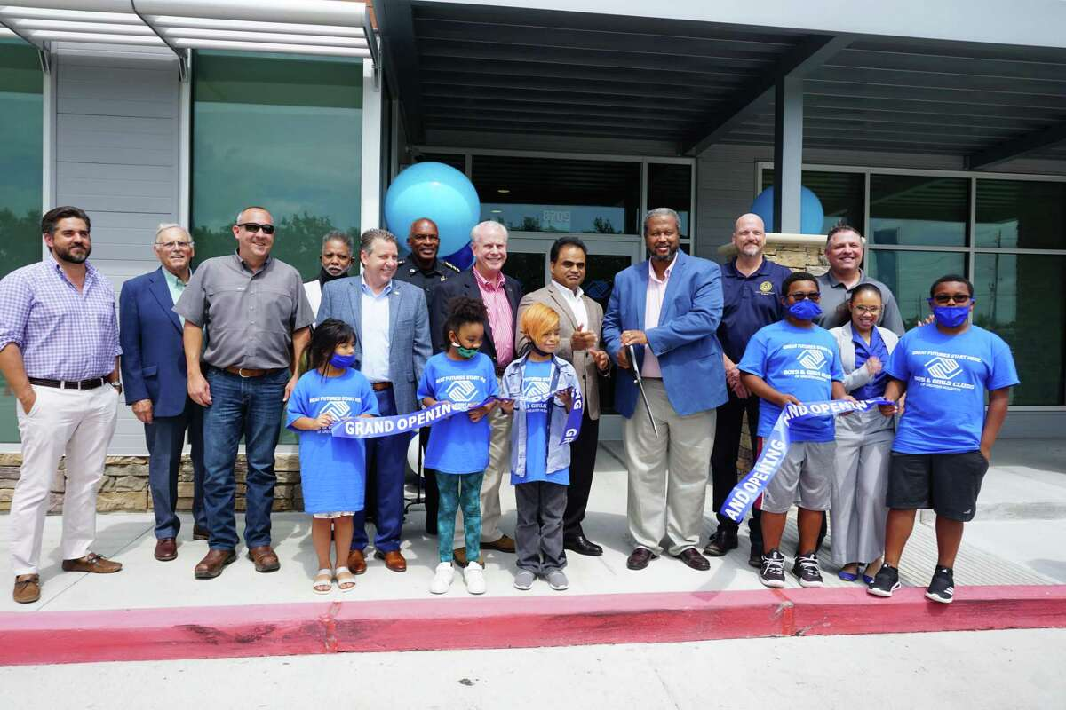 Boys & Girls Clubs of Greater Houston hosts a ribbon-cutting on Thursday, June 24, at its new Mission Bend Club, located at 8709 Addicks Clodine Road in Houston. It is the fourth club to open in Fort Bend County.