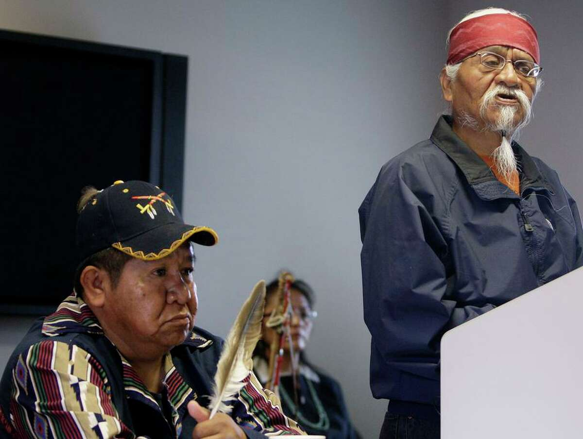 Longtime Arizona Havasupai leader Rex Tilousi fought to protect the tribe's natural resources and preserve its way of life.