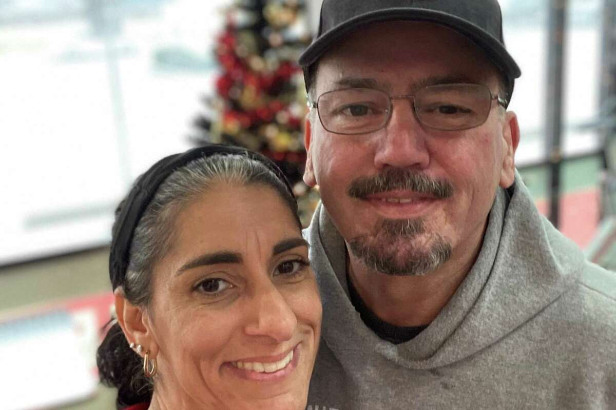 Gym owner and personal trainer Nanci Tringali, the girlfriend of Jerry Granger of Cypress, is credited for saving his life. She urged him to get into the doctor's office to get a checkup.
