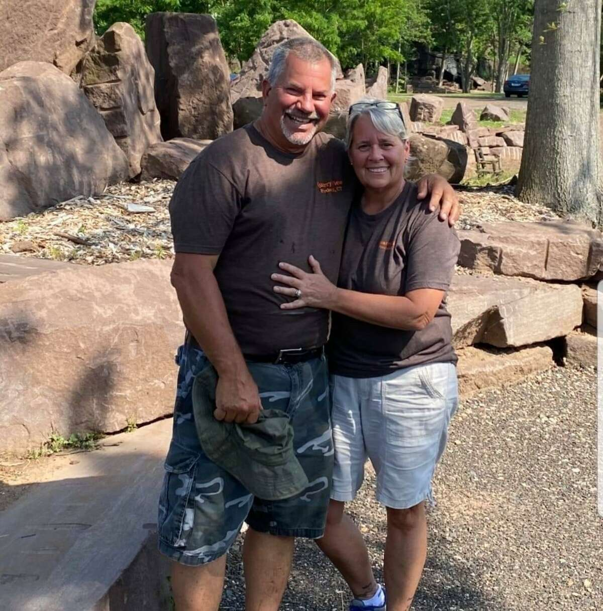 Dean Soucy and Darlene Rice bought the property two years ago, and have spent that time clearing out vine and making the land presentable while still maintaining its roots.