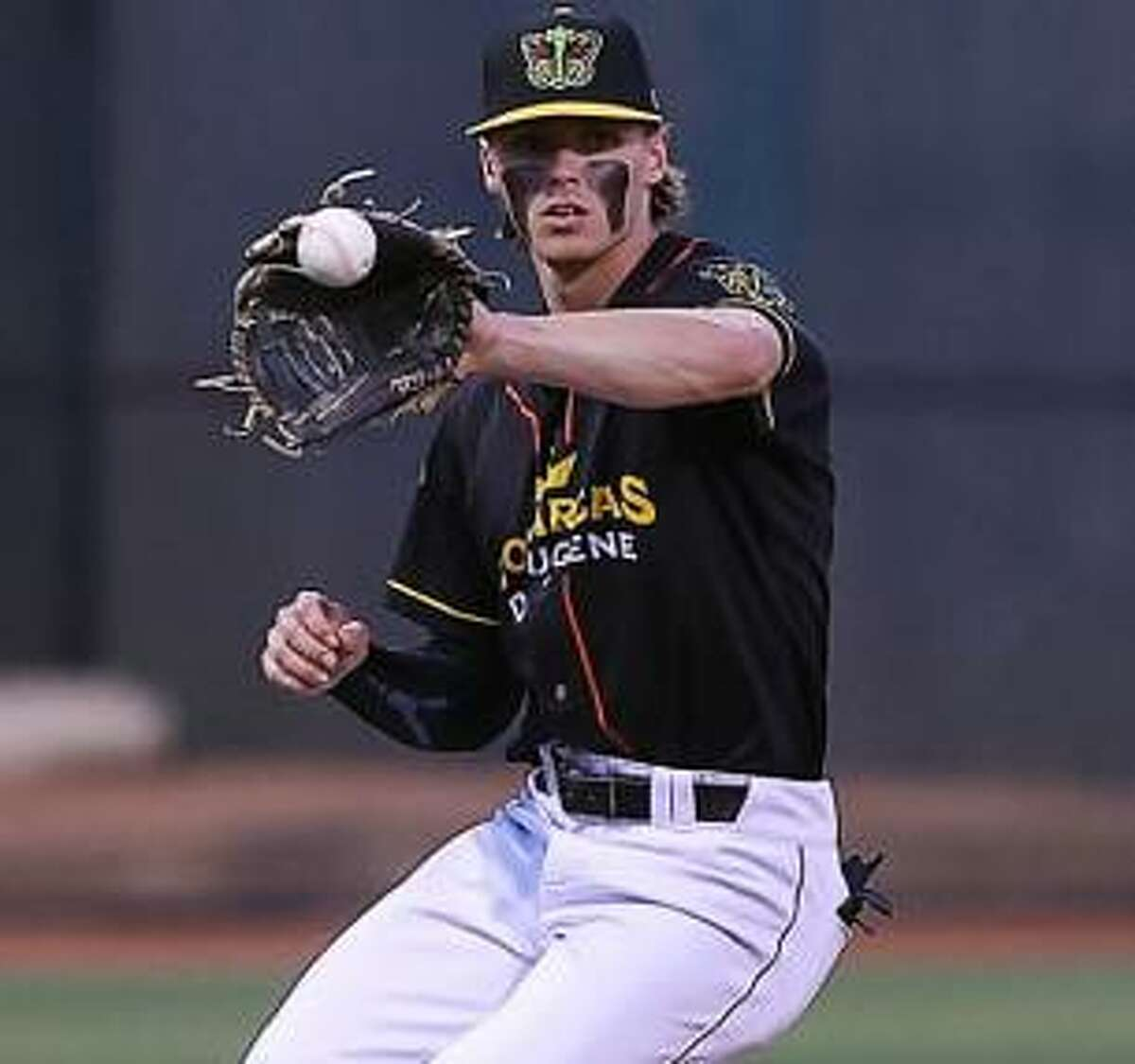 Former Yalie Simon Whiteman was recently promoted to Double-A Richmond.