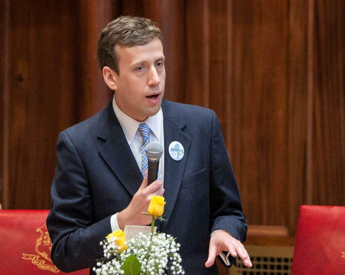 State Sen. Matt Lesser, D-Middletown