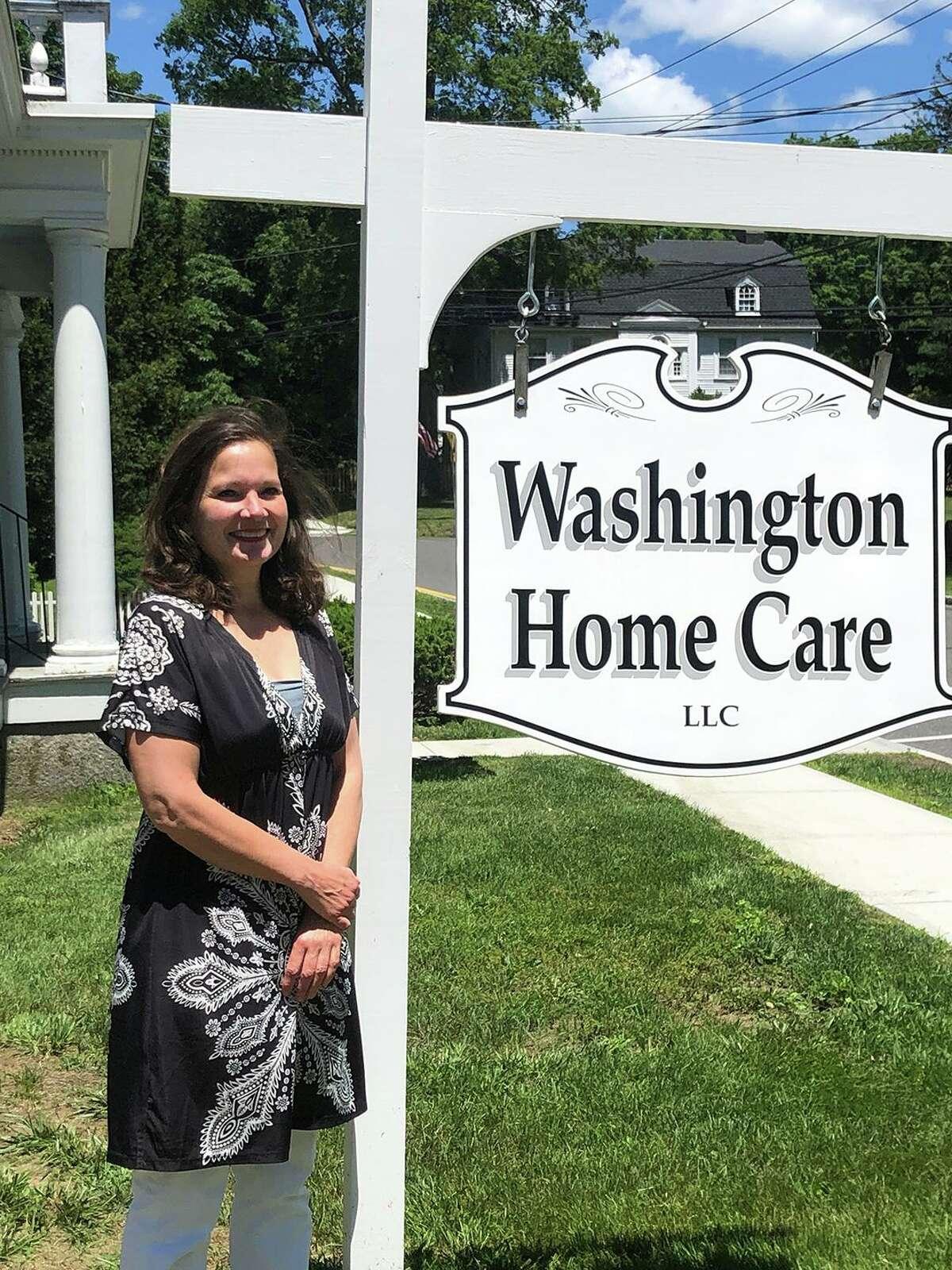 Washington Home Care founder Sara Guillemette.