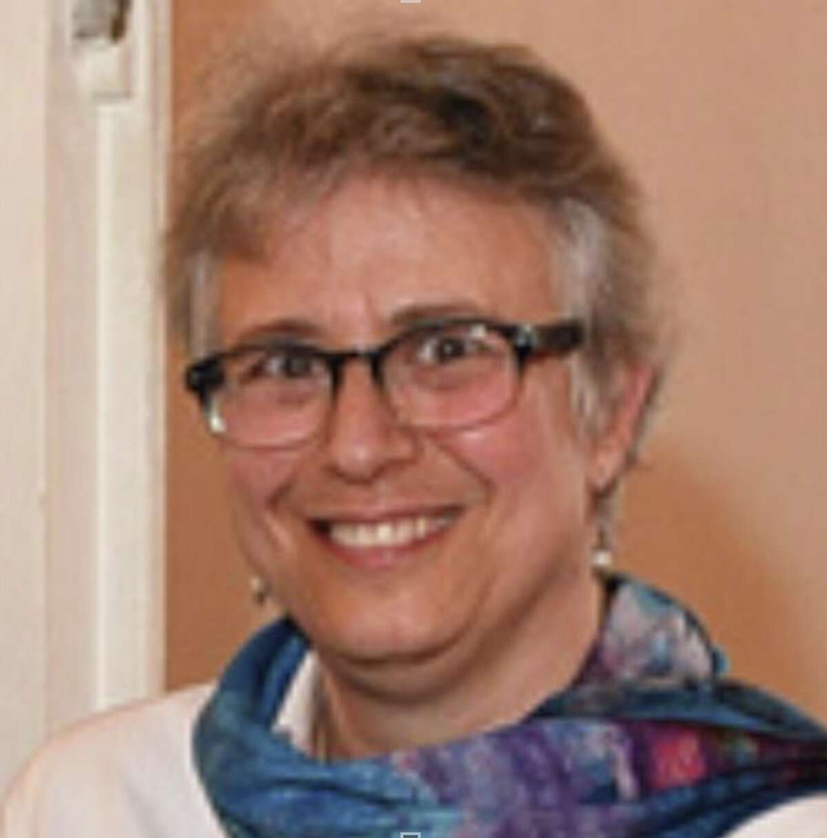 Rabbi Deb Gordon of Congregation Berinth Sholom in Troy NY leads a group of LGBTQA+and straight women studying ancient texts of Jewish wisdom.