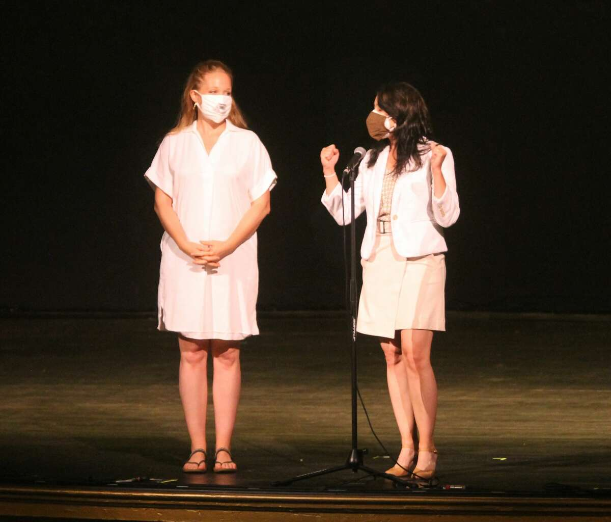 The inaugural Ramsdell Theatre Camp was punctuated with a showcase on Saturday afternoon.