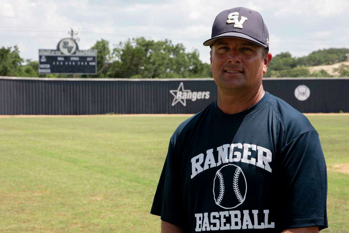 Chad Koehl coached Smithson Valley to its first state tournament appearance in 16 years.