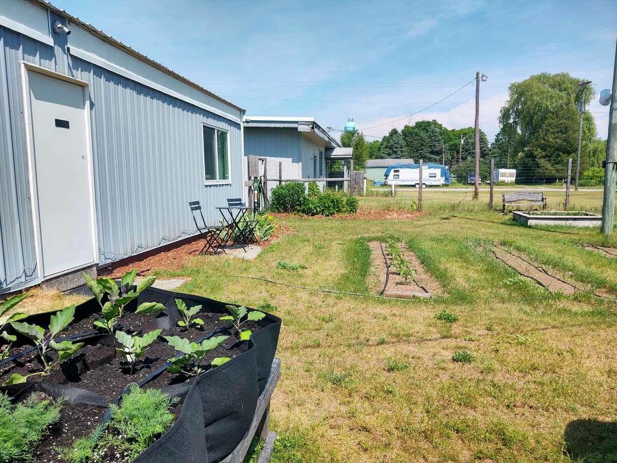 Weldon Township has created a community garden. (Courtesy Photo)