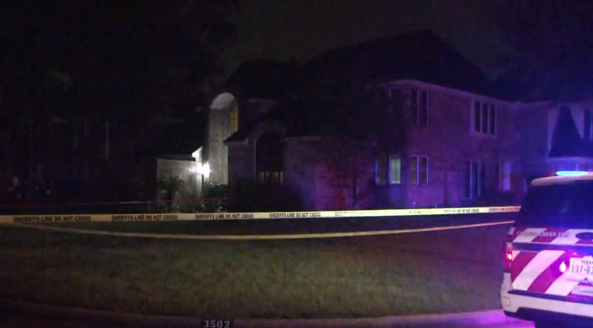 A man was shot and killed in the 3500 block of Braewin Court on June 28, 2021.