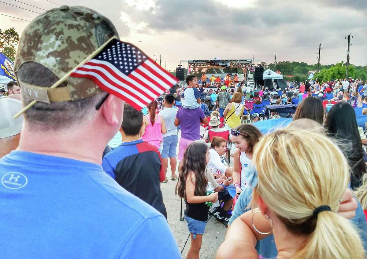 Residents of Tomball will be fired up to return for the annual Fourth of July festivities after the Covid pandemic. Festivities begin at 6 p.m.