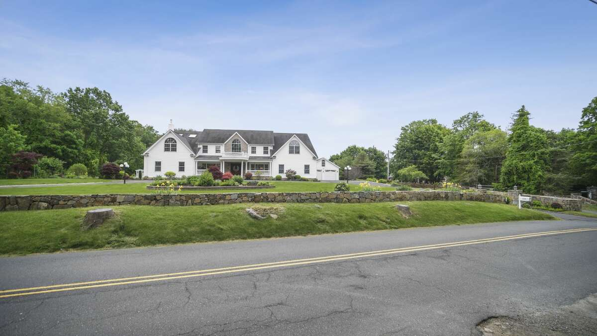 The house at 124 King Street in Danbury is on the market for $1,639,000.