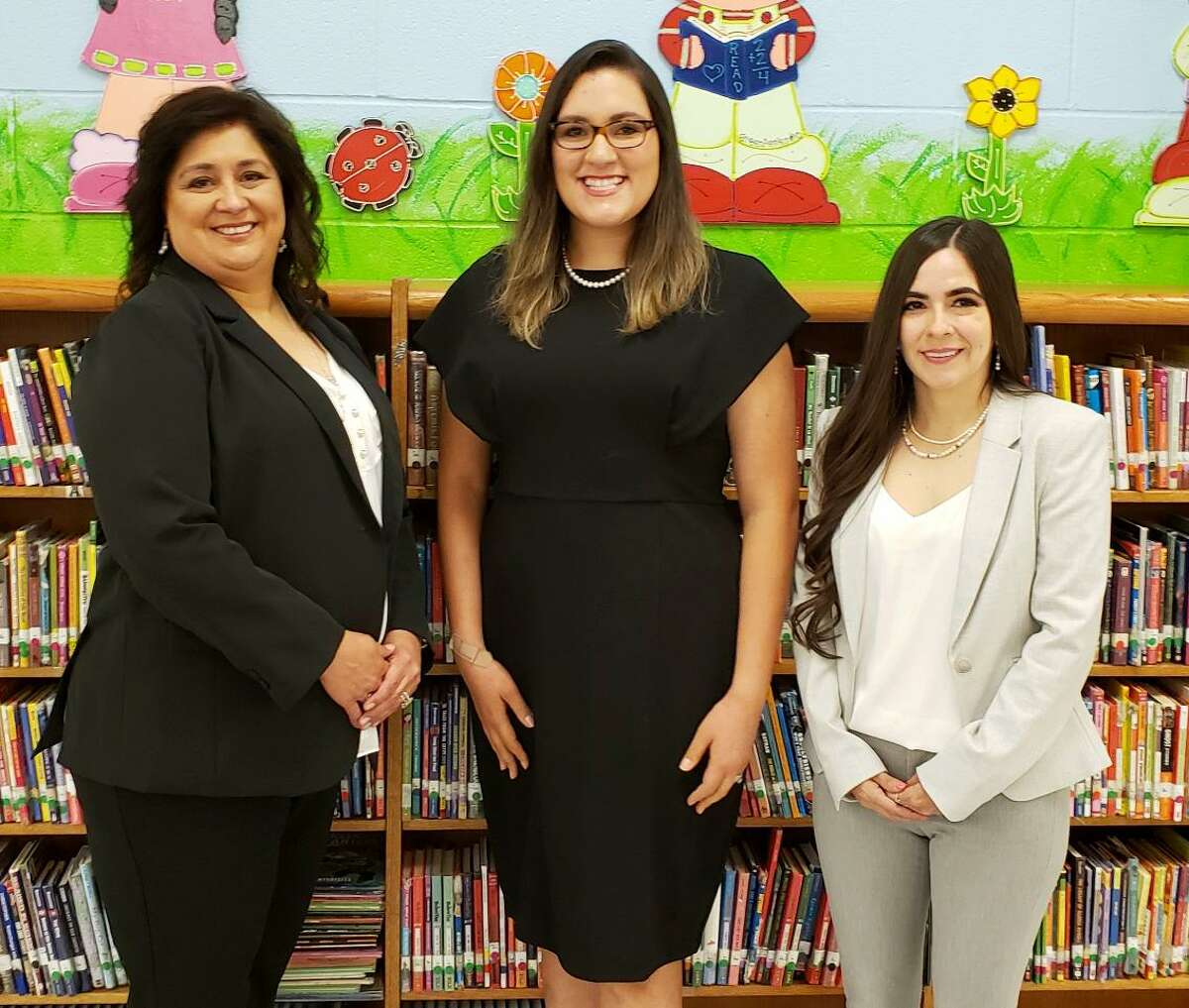 LISD announced this week the appointment of Dolores Flores as Ryan Elementary School Principal, Ana Mastee as Tarver Elementary School Principal and Michelle Gonzalez as Santo Nino Elementary School principal.