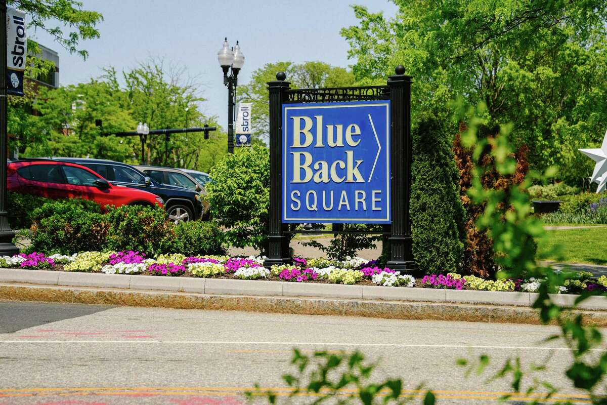 New Street in Blue Back Square in West Hartford is one of the proposals for a new name.