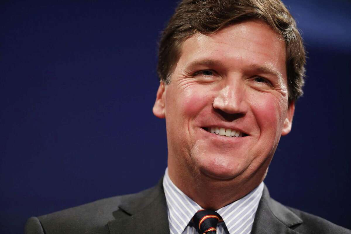 """San Antonio-based USAA is facing calls to stop advertising on Fox News host Tucker Carlson's show after he referred to Gen. Mark Milley, chairman of the Joint Chiefs of Staff, as a """"pig"""" and """"stupid"""" for wanting to learn about """"white rage."""""""