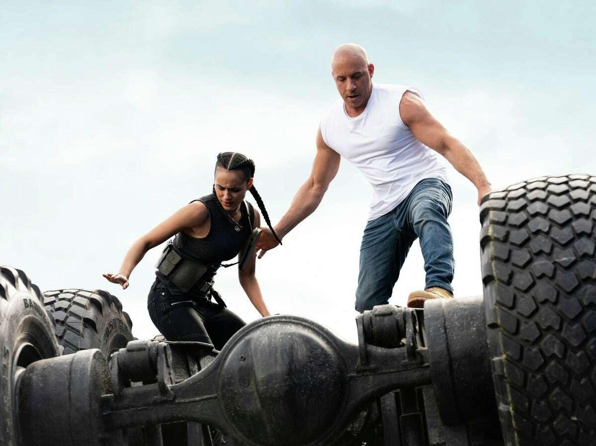"""Vin Diesel in """"F9."""""""