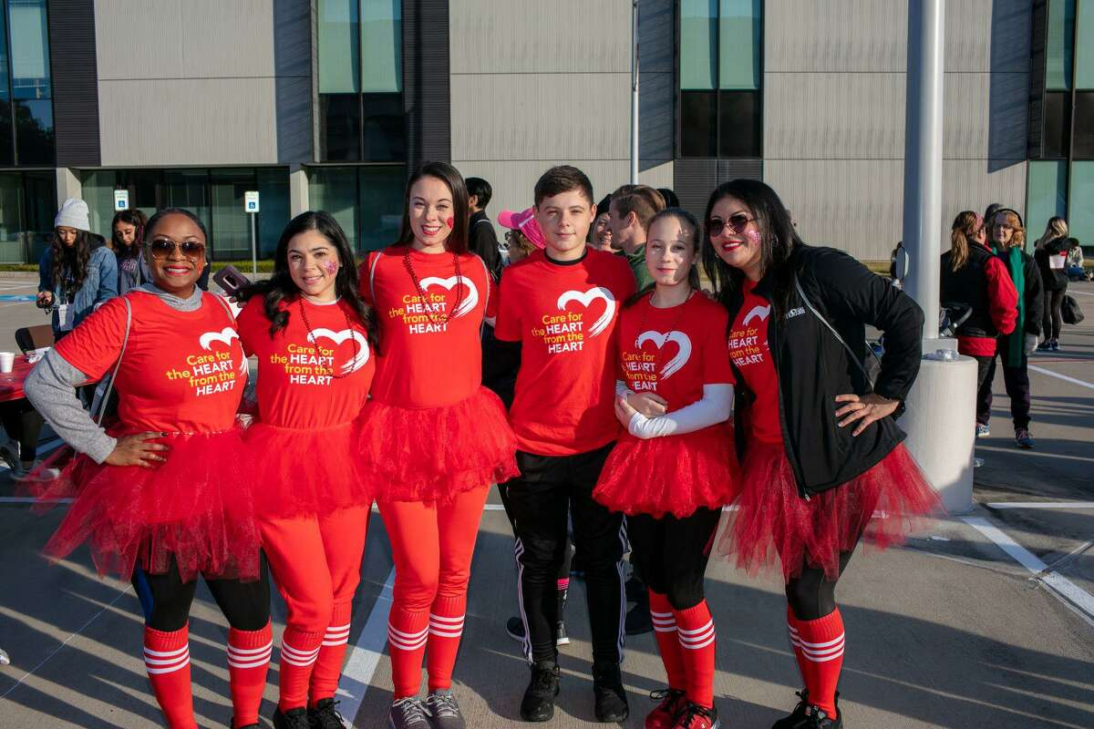 The American Heart Association's Heart Walk campaign brings together businesses and community teams to honor and remember those touched by heart disease and stroke.