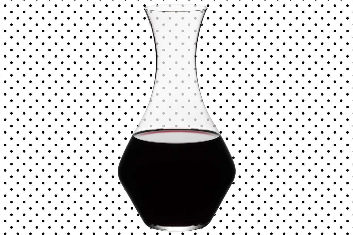 Riedel Cabernet Decanter for $40 at Amazon.