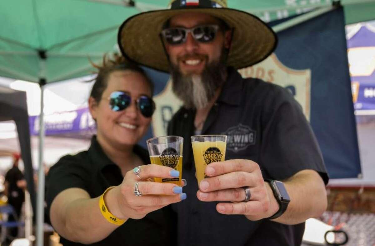 Wild West Brew Fest will be returning to Katy Nov. 11-13.