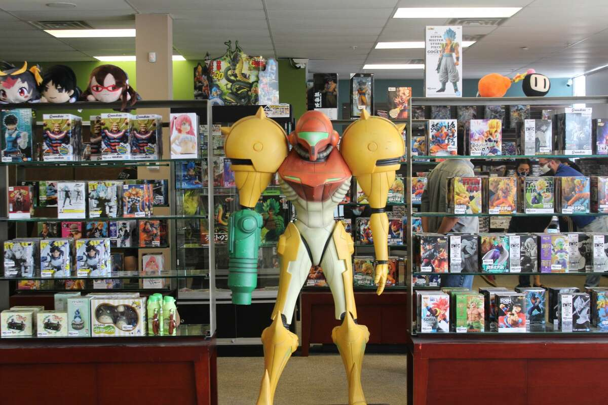 Otaku Cafe, an anime arcade, re-opened on June 26 and is now located at 7022 Bandera Rd. in Leon Valley.