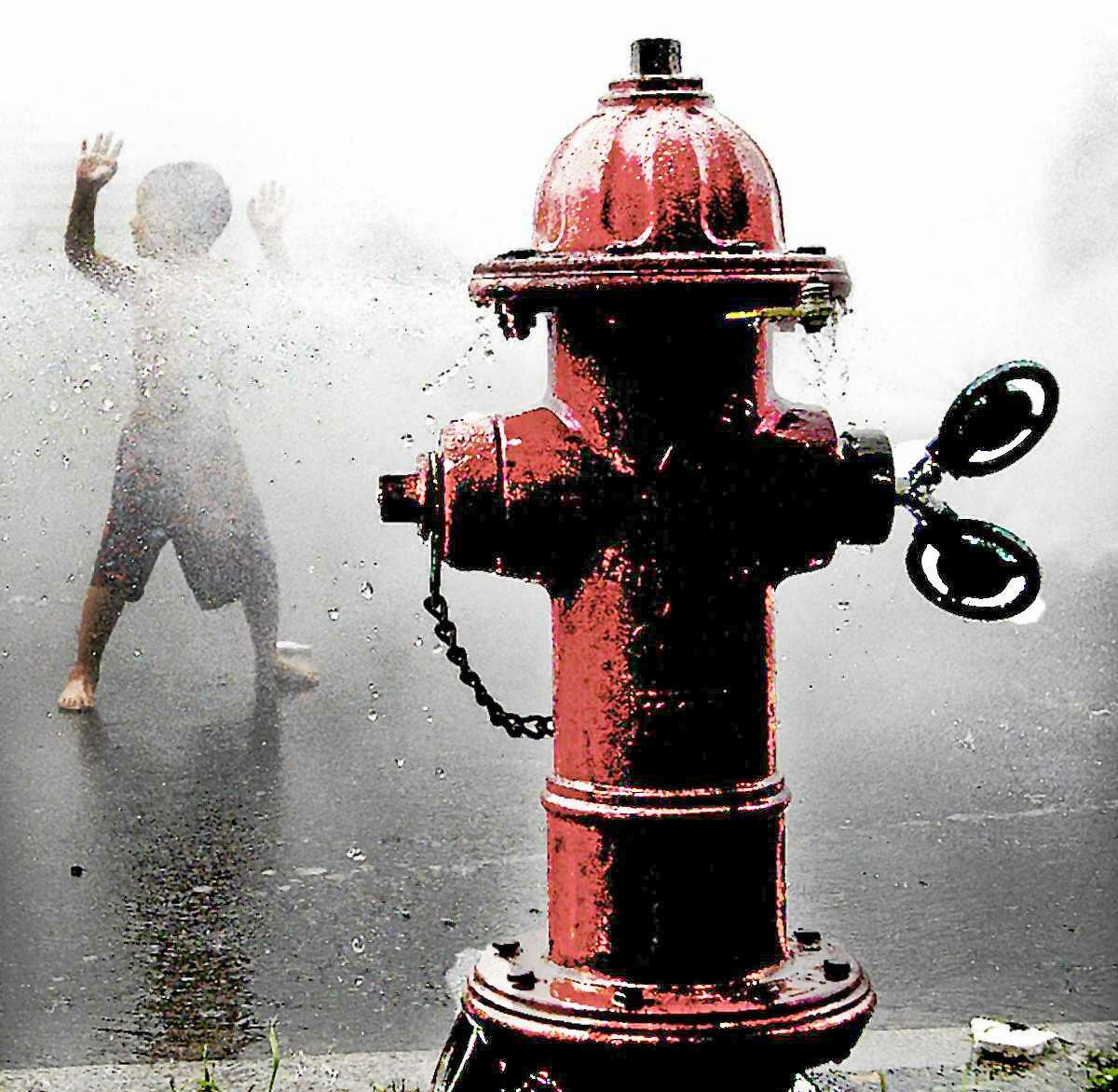 Middletown will be opening fire hydrants in areas where children congregate this week, such on Portland Street. These will allow families to have fun cooling off during the heat wave.