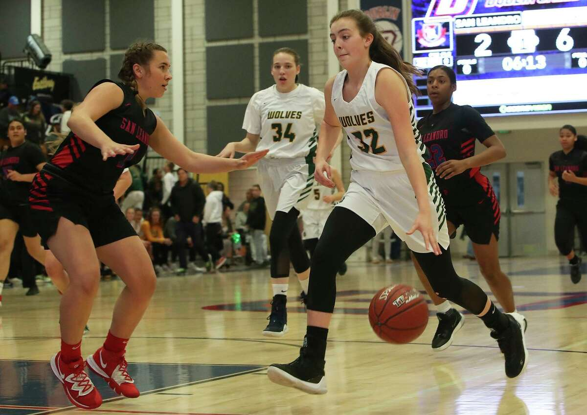 San Ramon Valley junior Natalie Pasco is The Chronicle's 2021 Player of the Year.