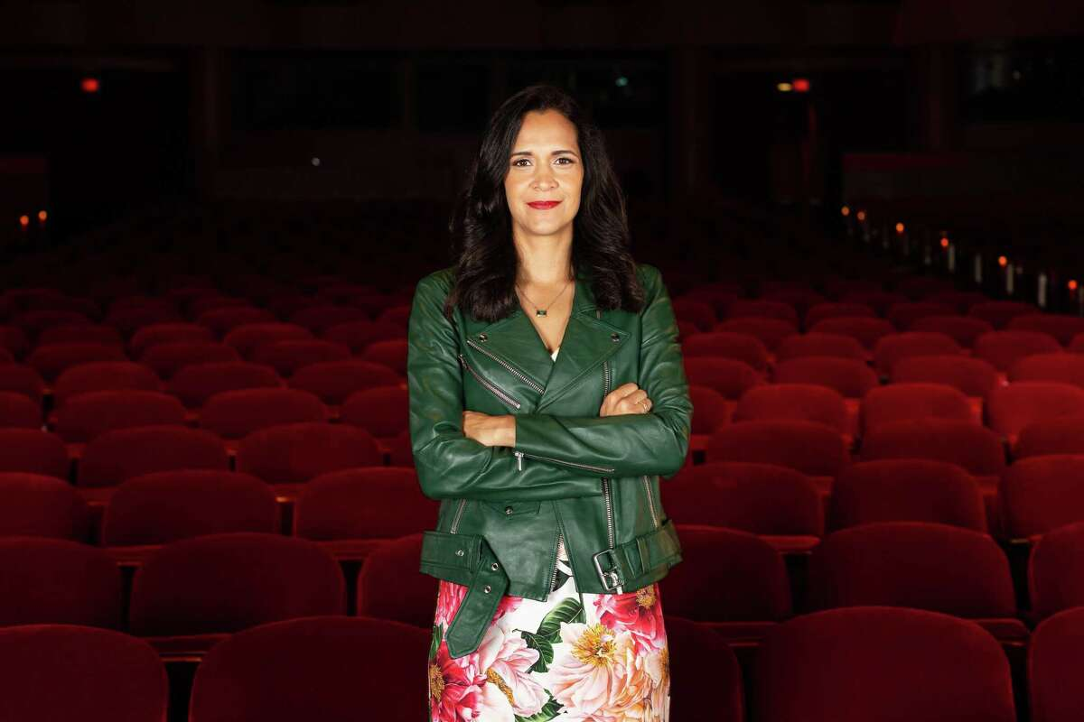 Houston Grand Opera's general director and CEO, Khori Dastoor