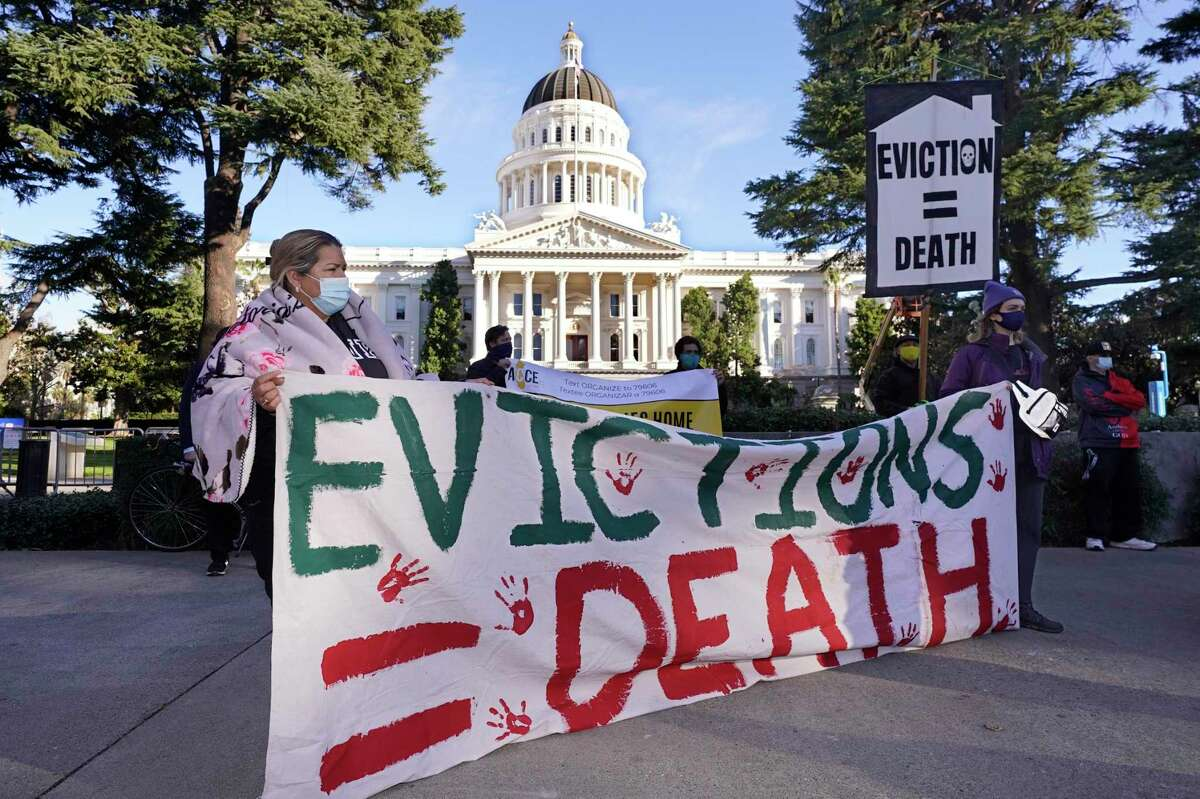 California lawmakers have passed an extension until Sept. 30 to the state's moratorium on tenant evictions. Gov. Gavin Newsom is expected to sign the bill quickly.
