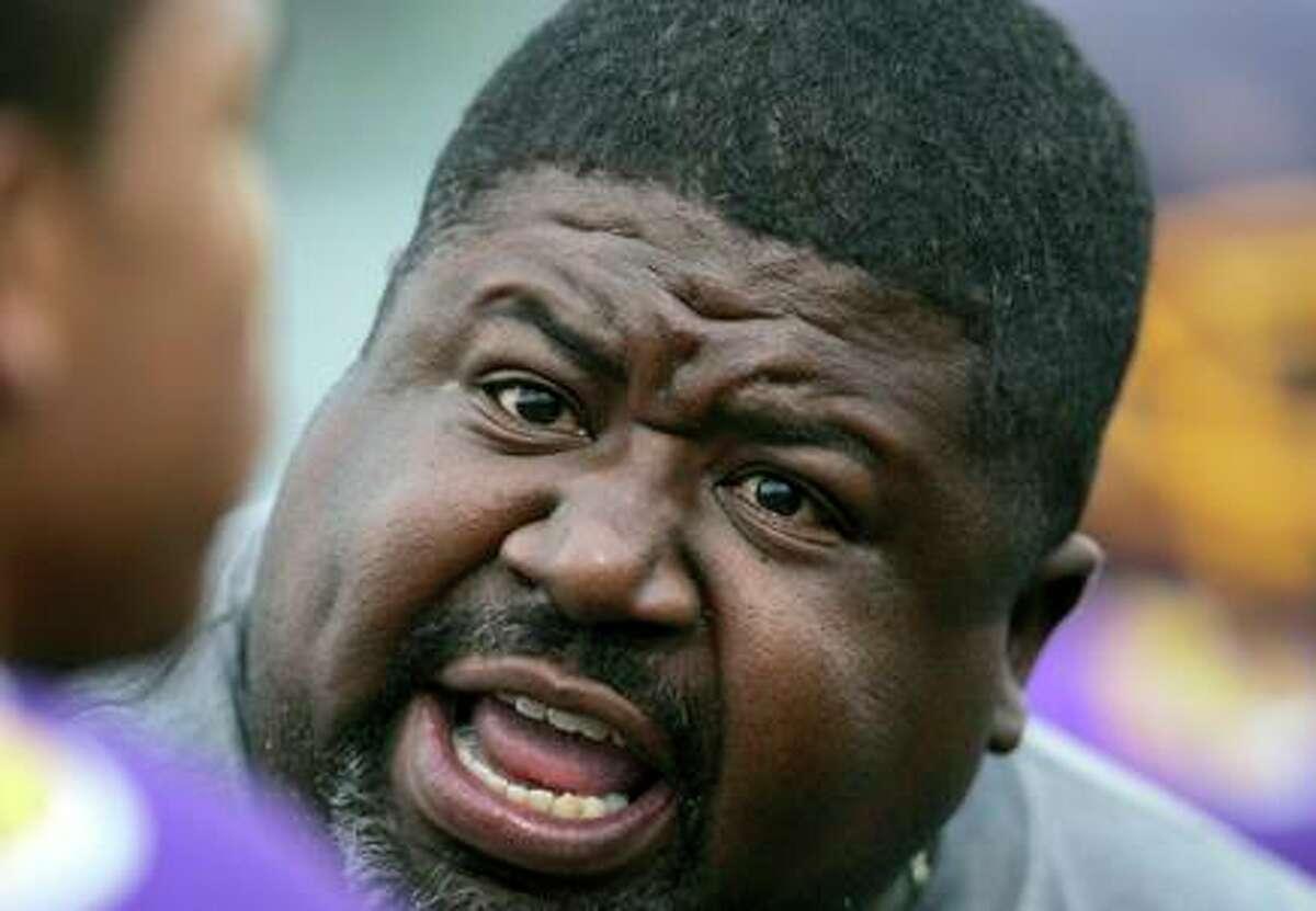 Former Oakland Tech football coarch Delton Edwards died Thursday.