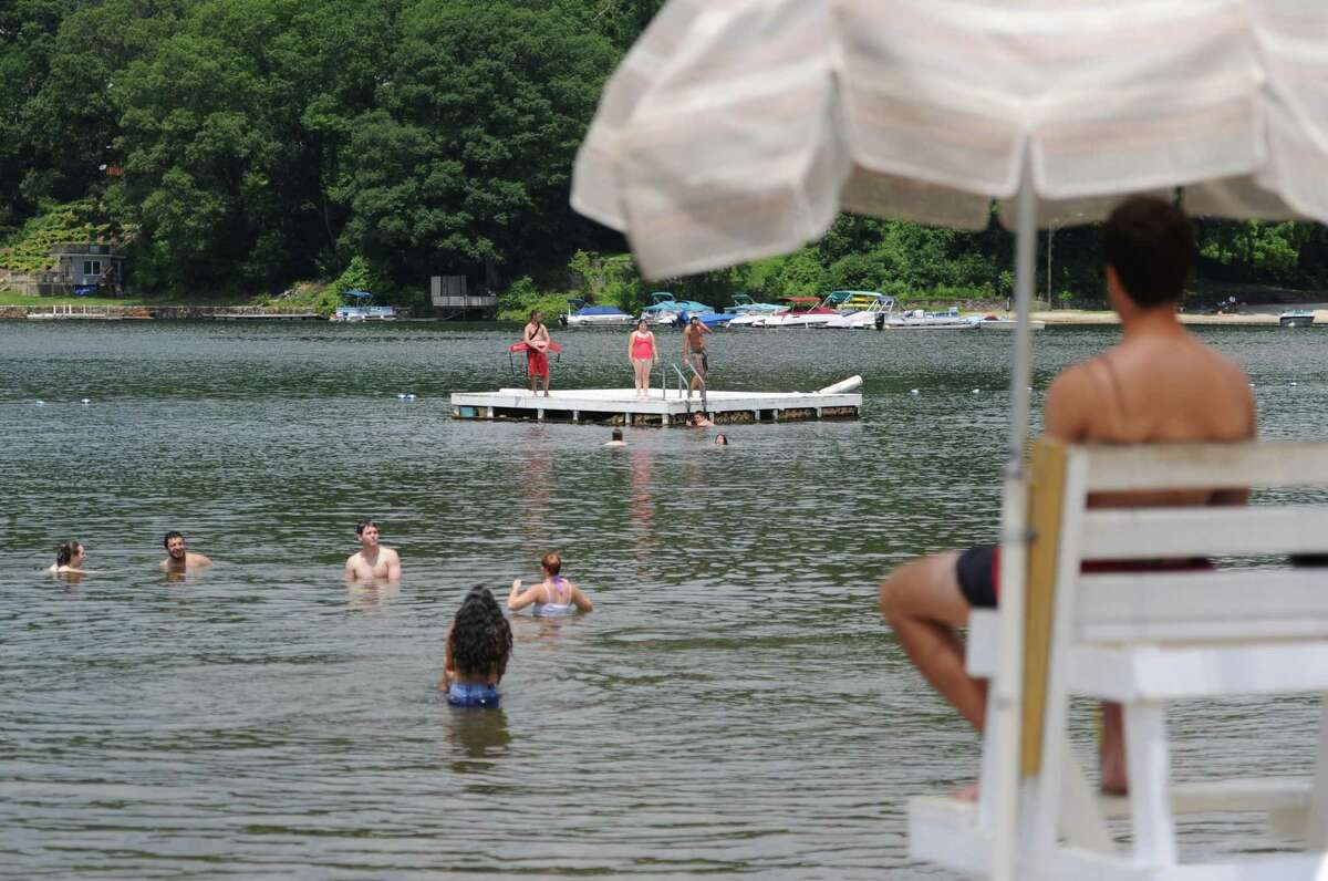 Current forecasts indicate there's a 30 percent chance of showers and thunderstorms, mainly after 2 p.m. Tuesday, June 29, 2021, as a heat advisory remains in effect across all of Connecticut until 8 p.m. Wednesday. The high on Tuesday will be around 96 degrees, with heat index values up to 104 degrees possible.