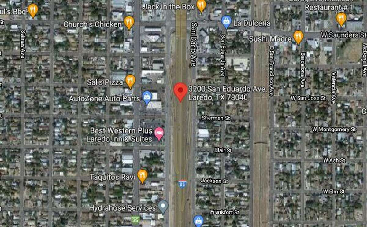 LPD officers responded to a fight in progress at about 2:35 a.m. Monday in the 3200 block of San Eduardo Avenue.