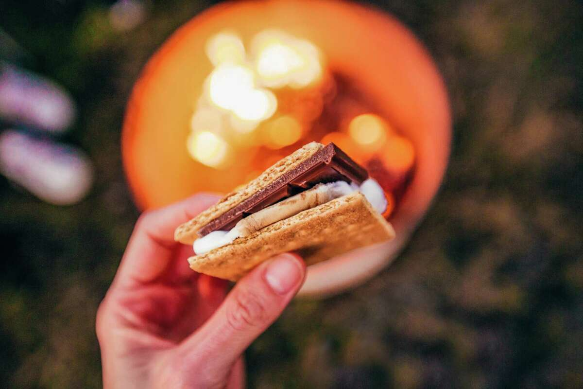 Switch up your s'more game this summer by swapping in different desserts.