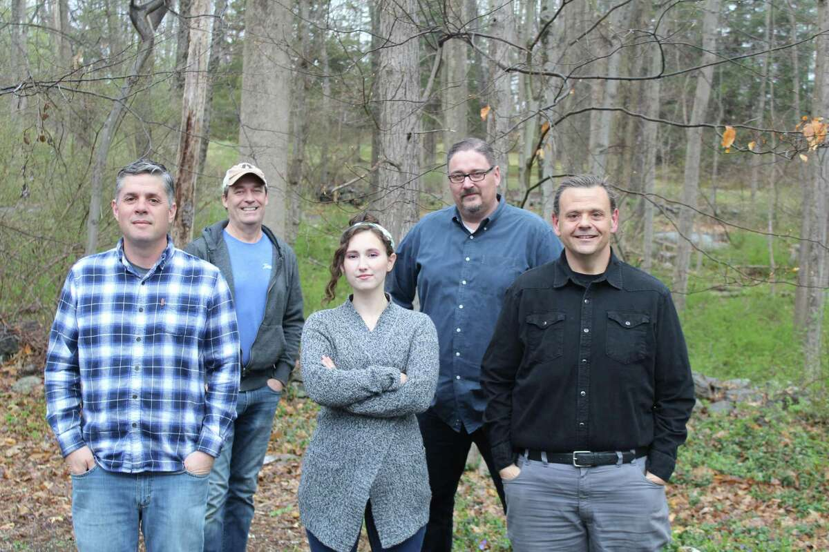 North Country will perform at the Storybook Stomp at the Mark Twain Library in Redding on July 10. Right,