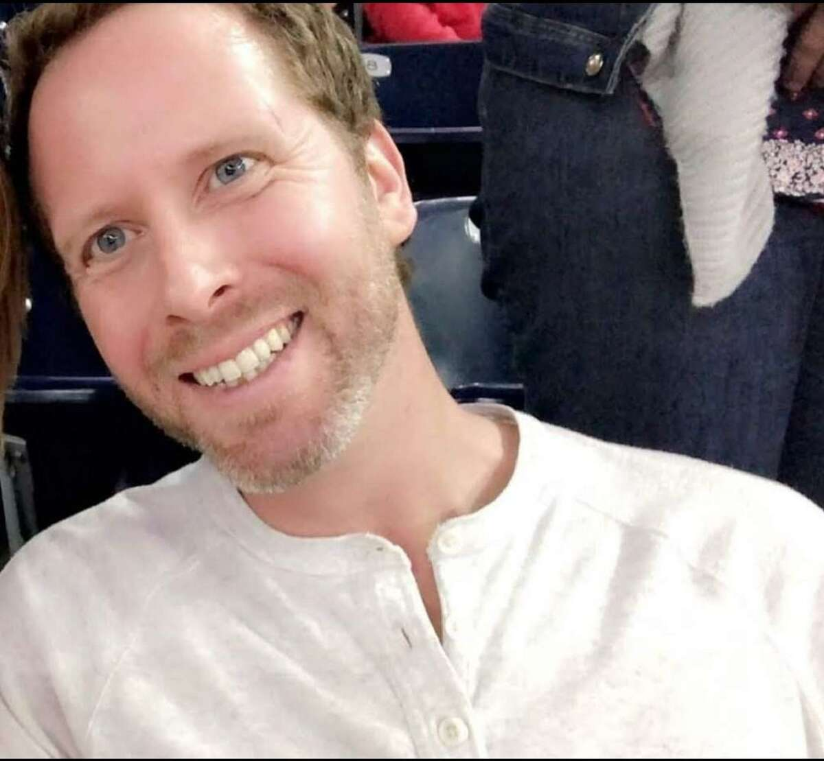 Aaron Balaban is shown in an undated photo provided by family members. Authorities believe that remains found at a League City construction site on June 28, 2021 are those of Balaban, a 36-year-old Iraq war veteran who went missing in 2020.