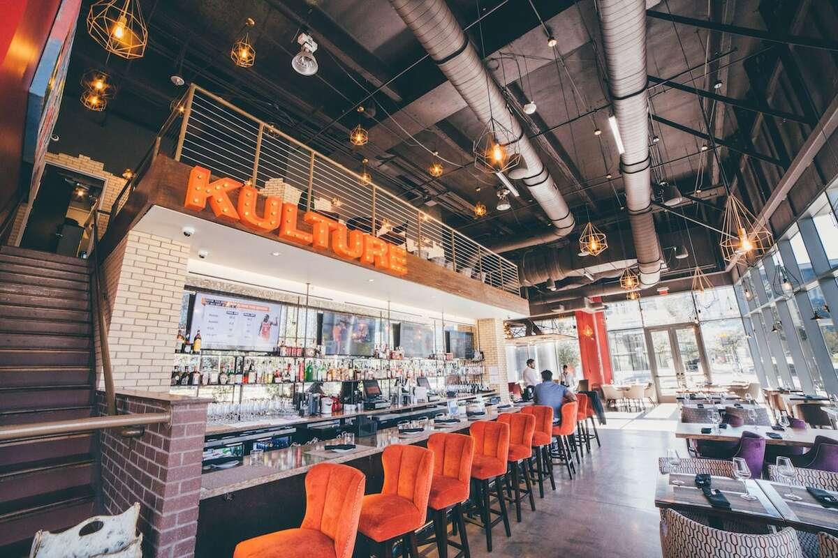 Kulture restaurant in Houston, Texas.
