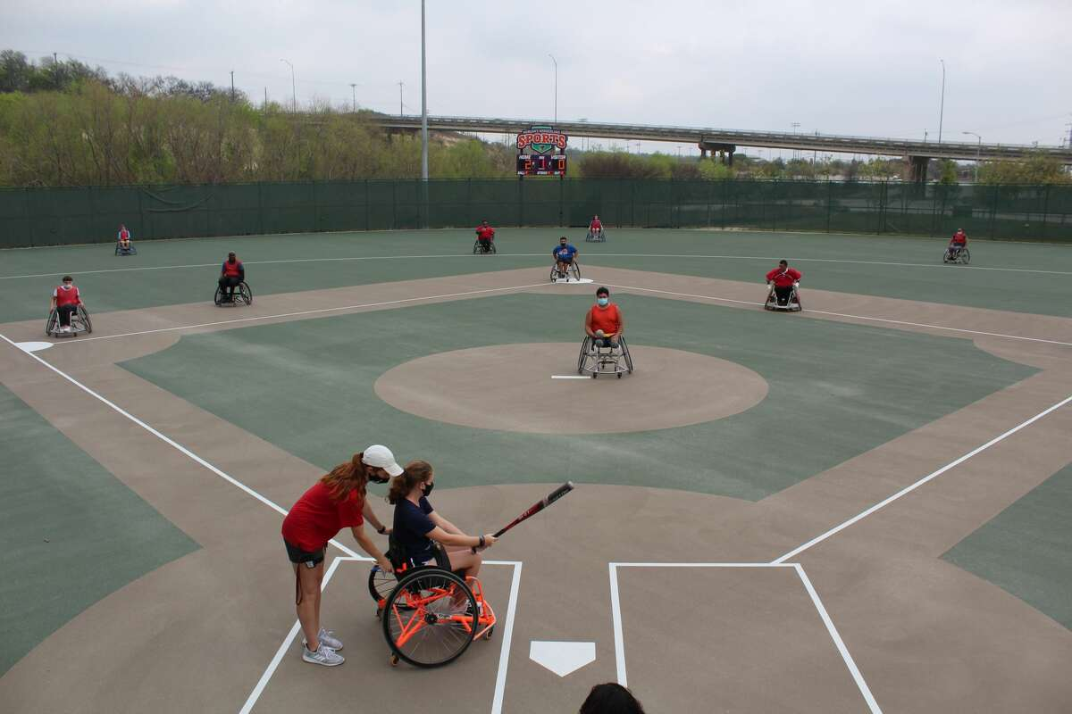 Morgan's Wonderland, the world-renowned theme park designed for guests with special needs, now has a sports complex in San Antonio.The three-acre facility features 30 court field combinations, including baseball/softball fields, five tennis courts, 20 pickleball courts, a football field, a basketball court and a volleyball court. All are wheelchair accessible.