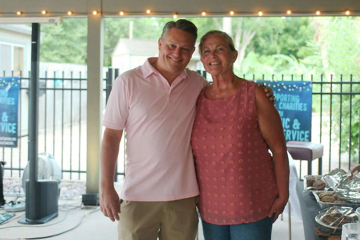The shows are the brainchild of husband and wife James Adams and Mona Cabler.