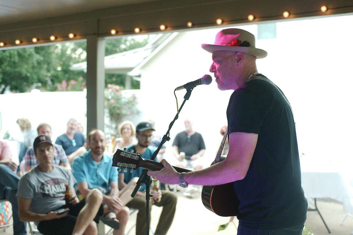 """The shows date to 2016 and feature a variety of acts. """"We usually have singer/songwriters, Americana, some country, some funky blues,"""" Mona Cabler said."""